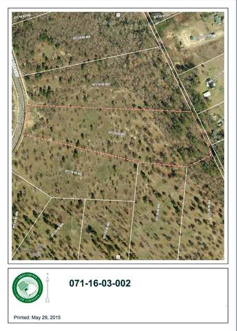 LOT 50 Sorrell Red Court, WARRENVILLE, SC 29851 (MLS #111064) :: The Starnes Group LLC