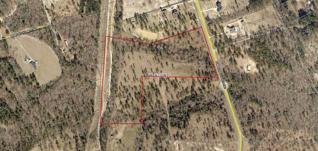 Lot 63 Sorrell Red Court, WARRENVILLE, SC 29851 (MLS #111066) :: The Starnes Group LLC