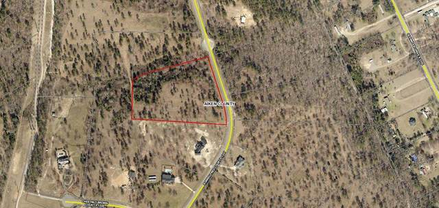Lot 65 Sorrell Red Court, WARRENVILLE, SC 29851 (MLS #111067) :: RE/MAX River Realty