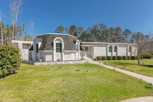 55 Stonehenge Drive, EDGEFIELD, SC 29824 (MLS #111087) :: Fabulous Aiken Homes & Lake Murray Premier Properties