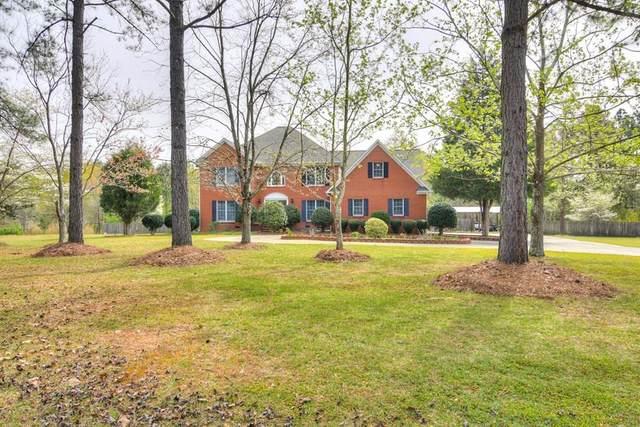 1753 Silver Bluff Road, AIKEN, SC 29803 (MLS #111233) :: Fabulous Aiken Homes
