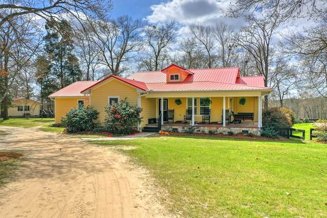 384 West, AIKEN, SC 29803 (MLS #111356) :: Fabulous Aiken Homes & Lake Murray Premier Properties
