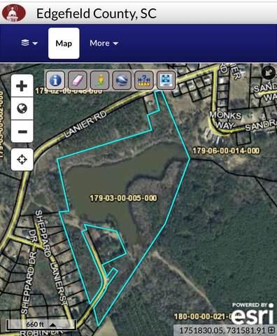 0 Lanier Road, JOHNSTON, SC 29832 (MLS #111381) :: Shannon Rollings Real Estate