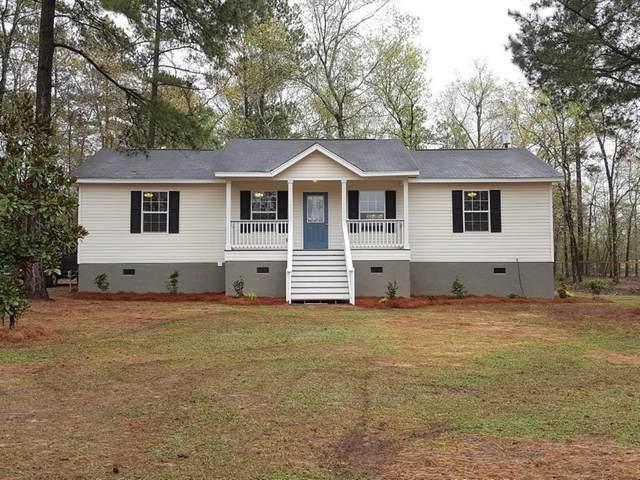594 White Pond Road, WILLISTON, SC 29853 (MLS #111383) :: Shannon Rollings Real Estate