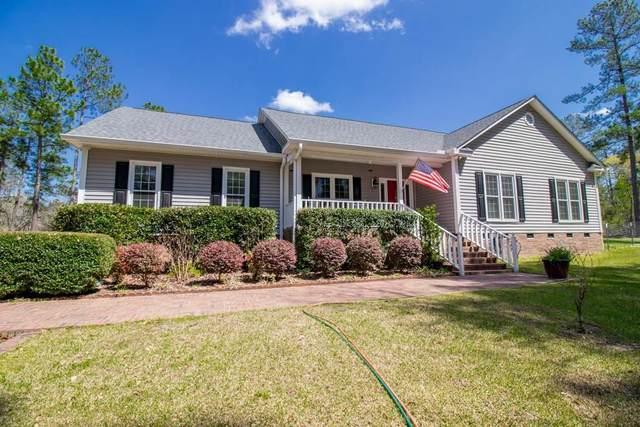 911 Bent Tree Road, NEW ELLENTON, SC 29809 (MLS #111397) :: Shannon Rollings Real Estate