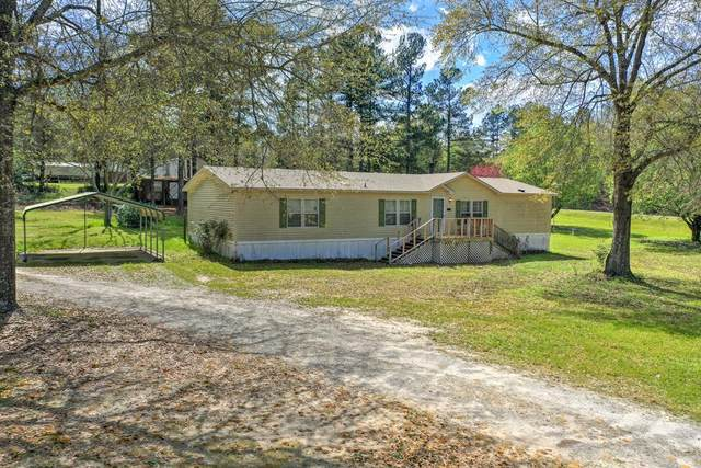 2015 Chukker Creek Road, AIKEN, SC 29803 (MLS #111417) :: Fabulous Aiken Homes & Lake Murray Premier Properties