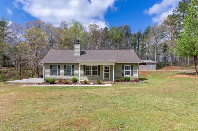 50 Ridge Road, CLARKS HILL, SC 29821 (MLS #111418) :: Shannon Rollings Real Estate
