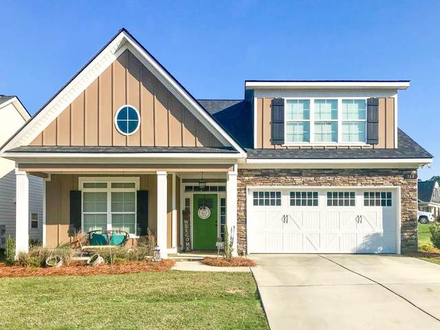 168 Broxten Drive, NORTH AUGUSTA, SC 29860 (MLS #111421) :: Fabulous Aiken Homes & Lake Murray Premier Properties