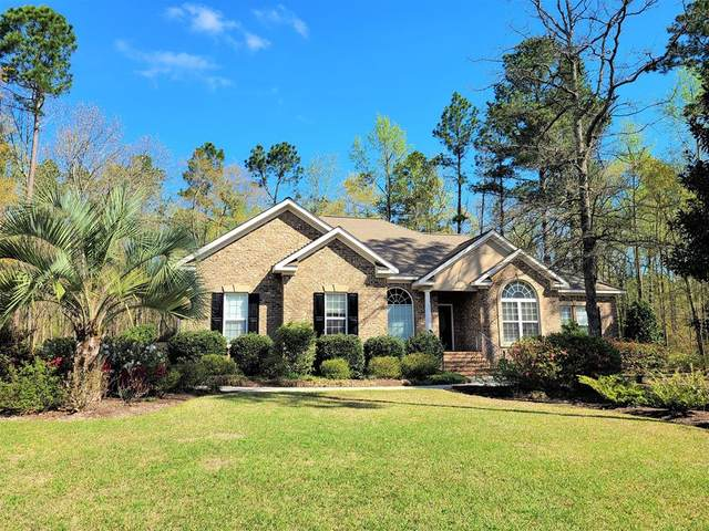 577 Maidstone, AIKEN, SC 29803 (MLS #111425) :: Fabulous Aiken Homes & Lake Murray Premier Properties