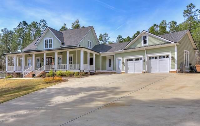 210 Mustang Drive, GRANITEVILLE, SC 29829 (MLS #111476) :: The Starnes Group LLC