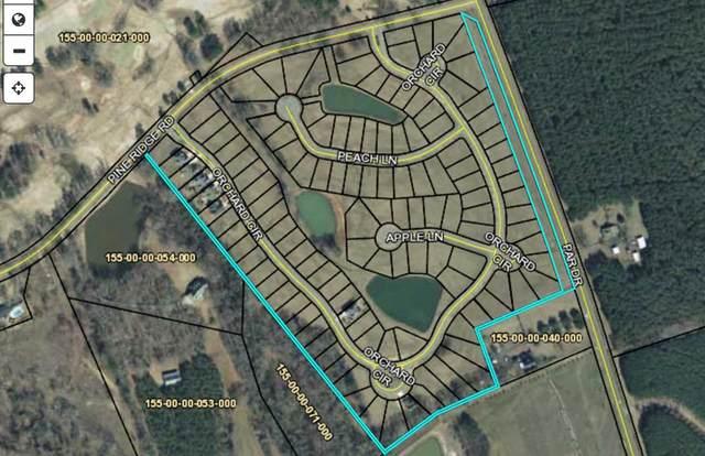 0 Pine Ridge Road, EDGEFIELD, SC 29824 (MLS #111482) :: The Starnes Group LLC
