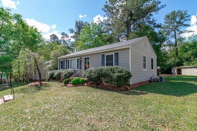 1191 Thurmond Street, NORTH AUGUSTA, SC 29841 (MLS #111502) :: Shannon Rollings Real Estate