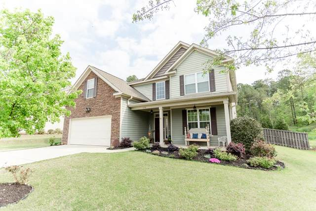 130 Langfuhr Way, NORTH AUGUSTA, SC 29860 (MLS #111505) :: Shannon Rollings Real Estate