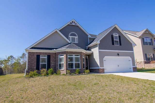 6052 Rye Field Road, AIKEN, SC 29803 (MLS #111512) :: Shannon Rollings Real Estate