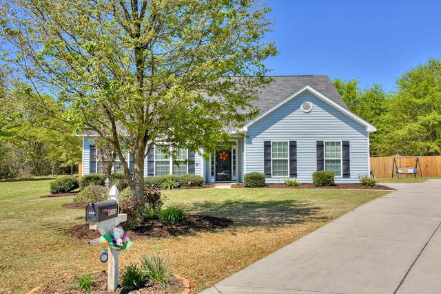 3061 Norham Gardens Lane, WARRENVILLE, SC 29851 (MLS #111513) :: Shannon Rollings Real Estate