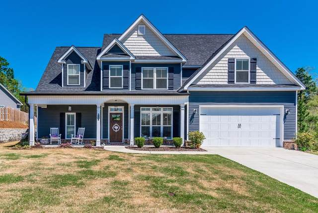 3147 Lake Norman Drive, NORTH AUGUSTA, SC 29841 (MLS #111526) :: Shannon Rollings Real Estate