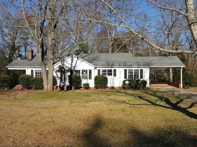17981 Highway 25, Hodges, SC 29692 (MLS #111528) :: Shannon Rollings Real Estate