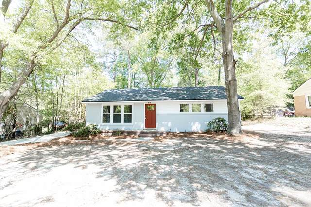 2033 Wren Road, NORTH AUGUSTA, SC 29841 (MLS #111529) :: Shannon Rollings Real Estate