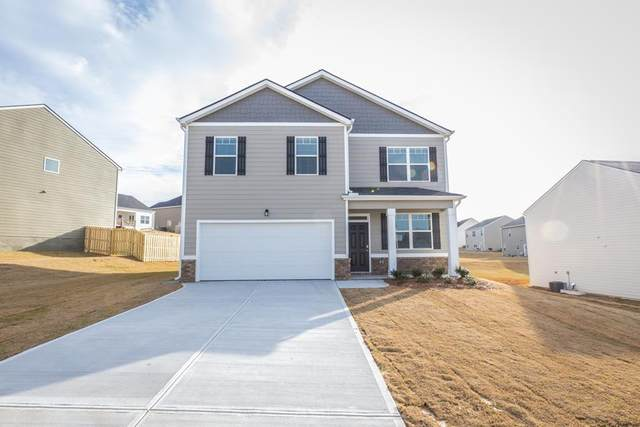 191 Expedition Drive, NORTH AUGUSTA, SC 29841 (MLS #111549) :: Shannon Rollings Real Estate