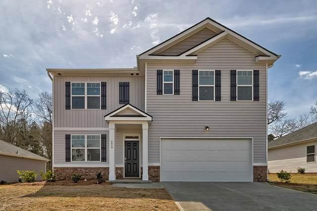 122 Lookout Loop, NORTH AUGUSTA, SC 29841 (MLS #111552) :: Shannon Rollings Real Estate