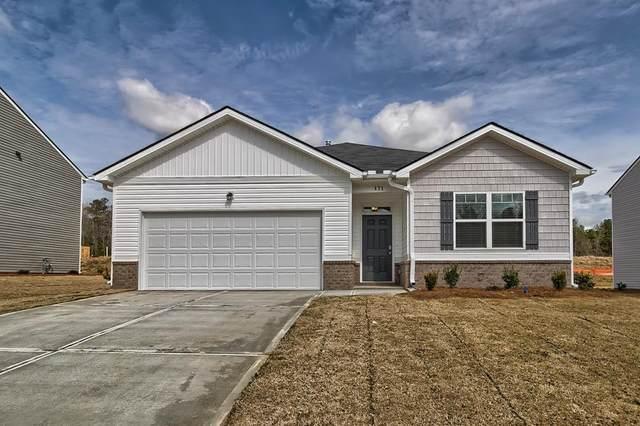 144 Lookout Loop, NORTH AUGUSTA, SC 29841 (MLS #111554) :: Shannon Rollings Real Estate