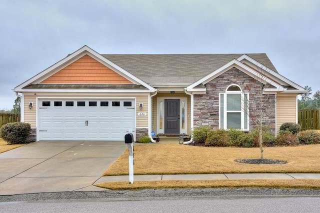 626 Wade Way, GRANITEVILLE, SC 29829 (MLS #111560) :: Shannon Rollings Real Estate