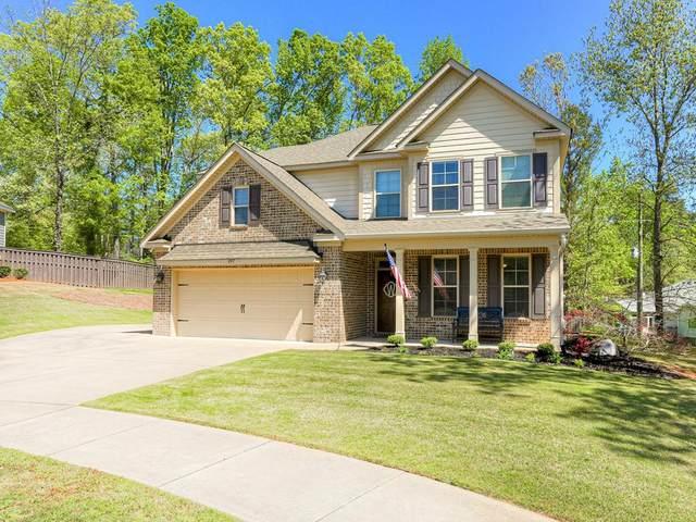 197 Macklin Lane, NORTH AUGUSTA, SC 29860 (MLS #111569) :: Shannon Rollings Real Estate
