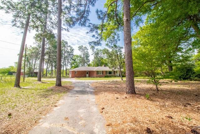1551 Chukker Creek Road, AIKEN, SC 29803 (MLS #111572) :: Shannon Rollings Real Estate