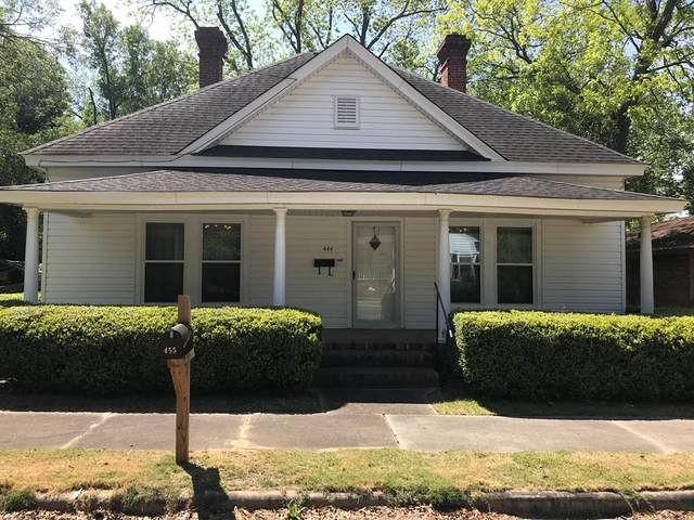 444 Academy Street, BARNWELL, SC 29812 (MLS #111851) :: RE/MAX River Realty
