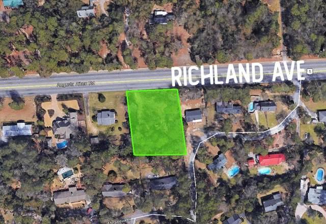 3409 Richland Avenue, AIKEN, SC 29801 (MLS #111963) :: Fabulous Aiken Homes