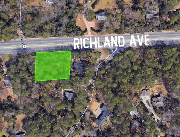 Lot 35S Richland Avenue, AIKEN, SC 29801 (MLS #111965) :: Shaw & Scelsi Partners