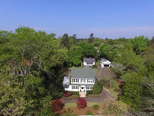 321 Newberry Street Sw, AIKEN, SC 29801 (MLS #112022) :: Fabulous Aiken Homes
