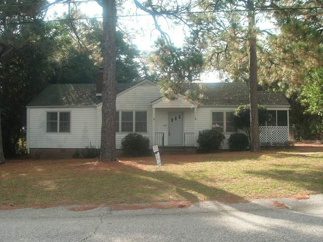 915 Cherokee Avenue, AIKEN, SC 29801 (MLS #112052) :: Fabulous Aiken Homes