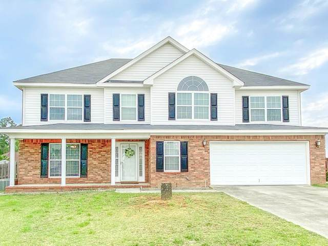 6222 Freedom Circle, GROVETOWN, GA 30813 (MLS #112056) :: Shannon Rollings Real Estate