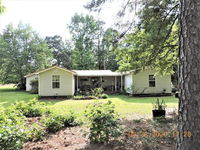 2895 Fellowship Road, WILLISTON, SC 29853 (MLS #112073) :: Fabulous Aiken Homes