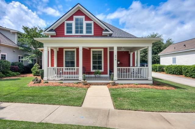 279 Coach Light Way, AIKEN, SC 29803 (MLS #112117) :: Fabulous Aiken Homes