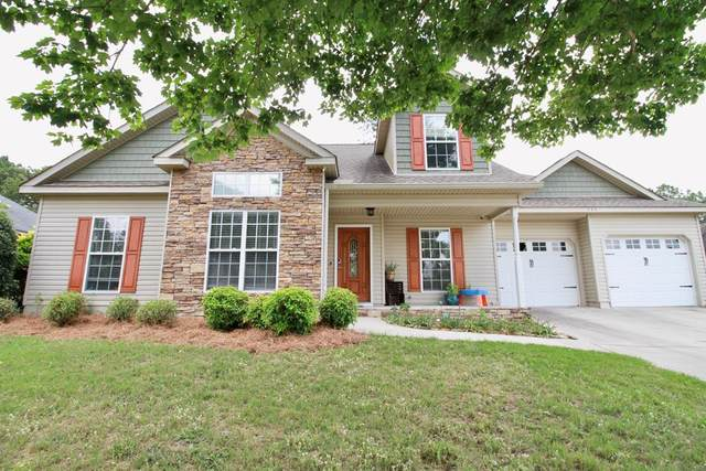 215 Swallow Lake Drive, NORTH AUGUSTA, SC 29841 (MLS #112130) :: Fabulous Aiken Homes