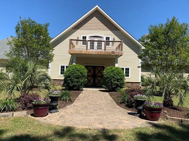 544 Bridle Creek Trail, AIKEN, SC 29803 (MLS #112137) :: Shannon Rollings Real Estate