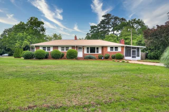908 Murrah, AIKEN, SC 29803 (MLS #112138) :: Shannon Rollings Real Estate