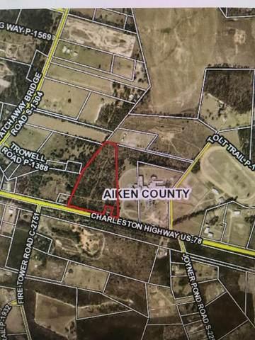 3731 Charleston Hwy, AIKEN, SC 29801 (MLS #112140) :: RE/MAX River Realty
