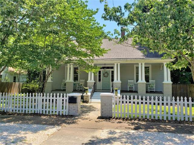 240 Newberry Street Nw, AIKEN, SC 29801 (MLS #112150) :: Fabulous Aiken Homes