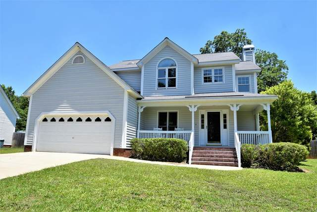 1148 Willow Woods Drive, AIKEN, SC 29803 (MLS #112161) :: Fabulous Aiken Homes