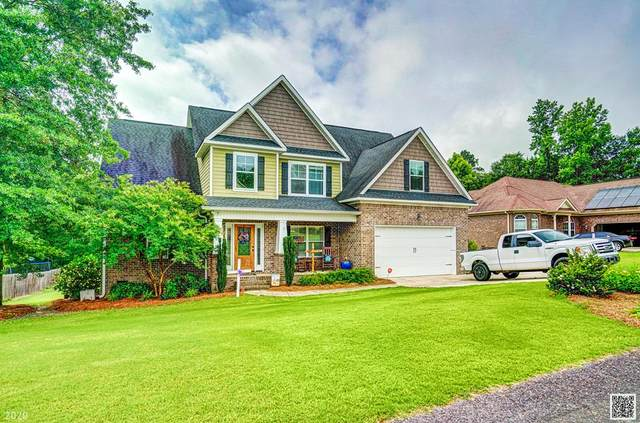 1054 Lake Moultrie Drive, NORTH AUGUSTA, SC 29841 (MLS #112164) :: Fabulous Aiken Homes