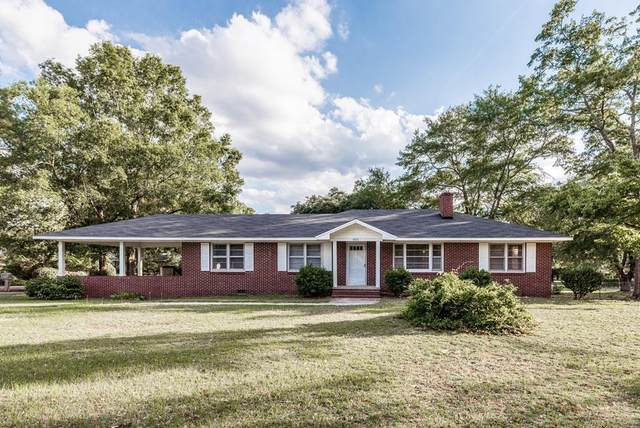 801 Hillcrest Drive, JOHNSTON, SC 29832 (MLS #112183) :: RE/MAX River Realty