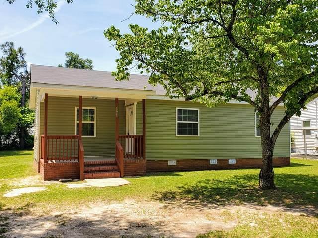 1163 Abbeville Avenue, AIKEN, SC 29801 (MLS #112219) :: Fabulous Aiken Homes