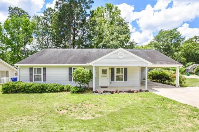 707 Cherry Drive, AIKEN, SC 29803 (MLS #112220) :: Fabulous Aiken Homes