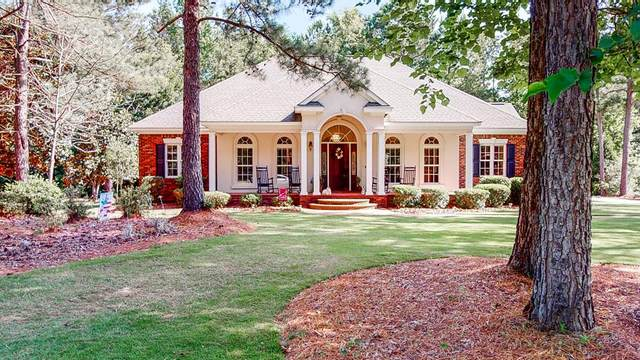 1032 Longstreet Place, NORTH AUGUSTA, SC 29860 (MLS #112225) :: Fabulous Aiken Homes
