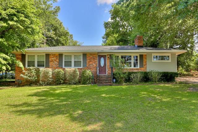 3506 Gamble Road, AIKEN, SC 29801 (MLS #112227) :: Fabulous Aiken Homes