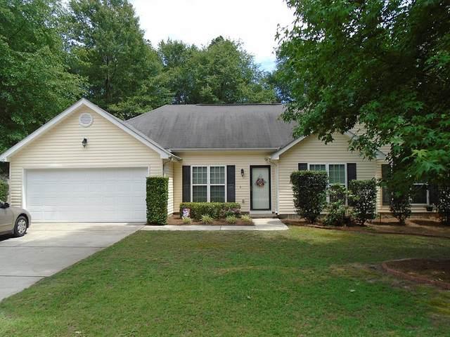 1187 Watsonia Drive, AIKEN, SC 29803 (MLS #112245) :: For Sale By Joe | Meybohm Real Estate