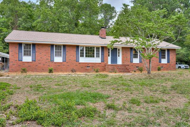 1216 Williams Drive, AIKEN, SC 29803 (MLS #112251) :: RE/MAX River Realty